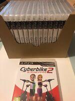 😍 playstation 3 ps3 pal fr cyberbike 2 neuf blister revendeur lot de 15 jeux
