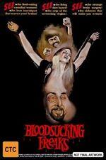 Blood Sucking Freaks (Blu-ray, 2017)