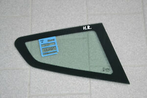 Aston Martin Vantage Window Rear Right Fh Rear Quarter Glass