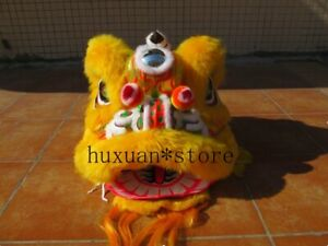 Pure Wool Lion Dance Costume Just Lion Head of Lion Dance Costume Costume 2020