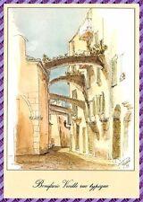Bonifacio, Vecchia via tipico