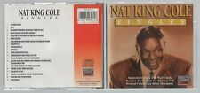 NAT KING COLE Singles CD 1992 UK Compilation jazz