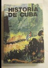 HISTORIA DE CUBA. DIRECCION POLITICA DE LAS FAR