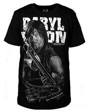 The Walking Dead Daryl Dixon Cotton T-Shirt Tee