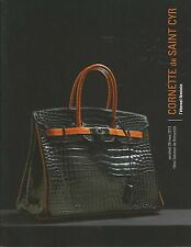CORNETTE CYR COUTURE HANDBAGS JEWELRY Chanel Hermes YSL Vuitton Catalog 2013