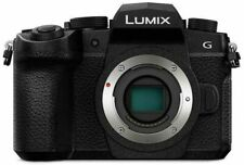 Panasonic LUMIX DC-G90EB-K Compact System Mirrorless Camera - Body Only