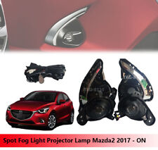 Spot Fog Light Projector Lamp For Mazda2 Mazda 2 2017 - ON
