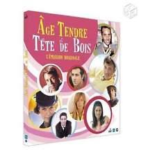 Coffret 3 DVD Age Tendre et Tête de Bois NEUF