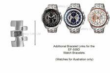 Genuine Casio Watch Link for EF-558D Watch Bracelet