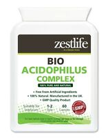 Zestlife Bio-Acidophilus Complex 60 capsules for the immune and digestive system