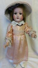 "Armand Marseille 19"" German Antique Doll"