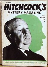 HITCHCOCK'S MYSTERY MAGAZINE (March 1972, Paperback) 47417