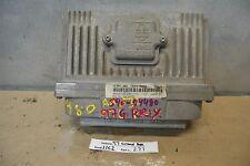 1997 Oldsmobile Achieva Engine Control Unit ECU 16217058 Module 77 11C2