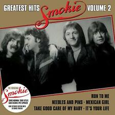 "Smokie - Greatest Hits Vol. 2 ""Gold"" (New Extended Version) (NEW CD)"