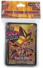 Yu-Gi-Oh! Chibi Yugi Card Sleeves 50ct - Official Konami Product