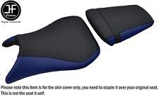 DSG 2 GRIP R BLUE VINYL CUSTOM FOR YAMAHA YZF 600 R6 99-02 FRONT REAR SEAT COVER
