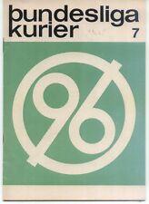 BL 65/66 Hannover 96 - 1. FC Kaiserslautern, 04.12.1965