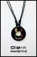 Collar Ajustable Unisex The Best of Radiohead Musica Rock Alternativo Colgante