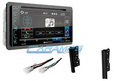"NEW 6.2"" SOUNDSTREAM CAR STEREO RADIO W CD & DVD & BLUETOOTH W INSTALLATION KIT"