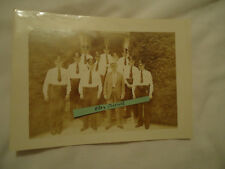 Advanced Police Training Class 1941 picture Baltimore County MD & mugshots group