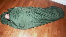 EXCELLENT PATROL SLEEPING BAG - PART OF THE MSS SYSTEM