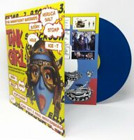 Tank Girl Original Soundtrack Aqua Blue Vinyl LP record Limited Edition IN HAND