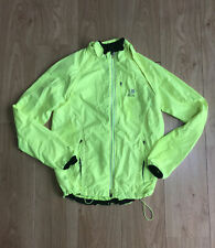 Men's Karrimor Run XLite Convertible Running Jacket Vest Size M Medium Yellow