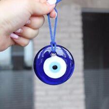 Mauvais oeil NAZAR turquie grèce evil eye décoration 30mm en verre porte-clé
