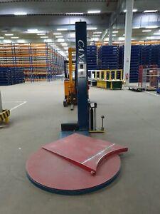 Palettenwickler Verpackungsmaschine Stretchwickelmaschine - Robopac Rotoplat 305