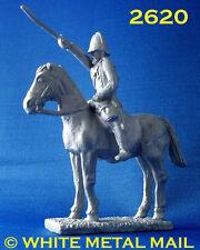 Militaire plomb Casting LA2620 Mounted Lancer officier 1st Dragons + épée