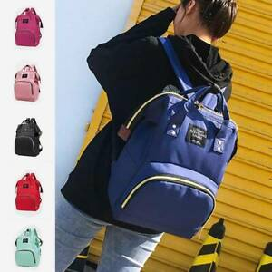 Multi-use Mummy Baby Diaper Nappy Backpack Mom Changing Travel Bag