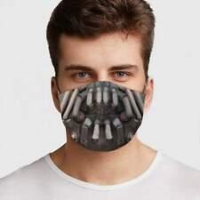 Bane Máscara Facial-Hecho en EE. UU. * Envío gratuito * Tamaño-X-Grande