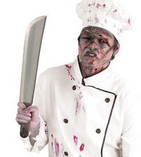 Maxi coltello,coltellaccio, machete in plastica Halloween Carnevale g18304
