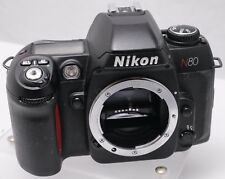 Nikon N80 35mm Film SLR Camera Body Only - Read, Parts AS-IS