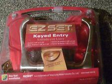 Ez Keyed Entry Entrada Con Llave
