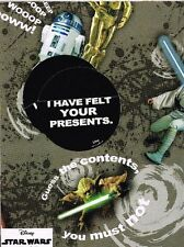 All Occasions Star Wars Theme Wrapping Paper Sheets