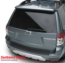 NEW GENUINE SUBARU FORESTER REAR STEP PANEL RESIN  PART E771SSC000