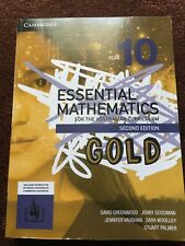 Essential Mathematics for the Australian Curriculum Year 10 Gold 2nd Edition-New