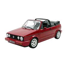 Norev 188405 VW Golf I Cabriolet rot 1992 Maßstab 1:18 Modellauto NEU!°
