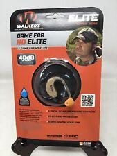 Gsm Walkers Game Ear Wge-Xge1B Elite Digital Hd X Listening Device
