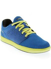 Tg 41 - Scarpe Uomo Fox Racing Motion Scrub Fresh Blue Yellow Sneakers Schuhe