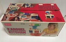 Sears Karosel Kitchen Vintage 491179 Box in Great Condition - For Repair Parts