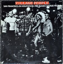 33t Village People - San Francisco… (LP) 4 Titres