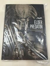 Hot Toys MMS 325 Alien VS. Predator AVP Elder Predators 14 inch 1/6 Figure NEW