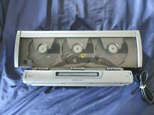 Sharper Image HH500 3 CD-R/RW Audio System No Speakers