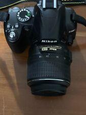 Nikon D3000 + AF-S18-55 lens kit