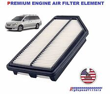 PREMIUM Engine Air Filter for 2011-2017 HONDA ODYSSEY 17220-RV0-A00 US SELLER