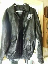 Route 66 Leather Jacket. Size 2X