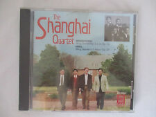 THE SHANGHAI QUARTET CD - MENDELSSOHN AND GRIEG - NEW CD