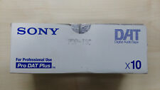 SONY  DIGITAL AUDIO TAPE DAT-15   BOX 10 x NEW UNITS
